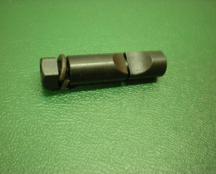 Klinová vložka na zaistenie riadenia 12x53mm - Jawa Villiers,Speciál,ČZ 125/150