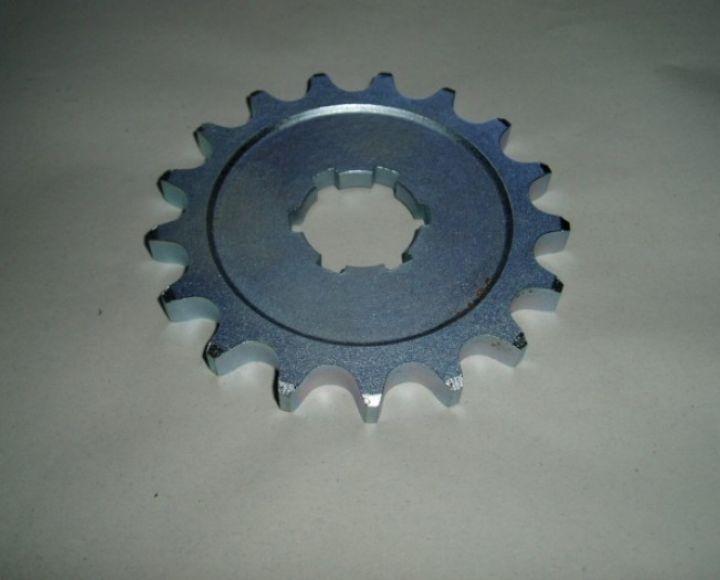 Reťazové kolečko 17-z -500 OHC