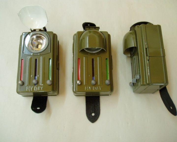 Baterka vojenská