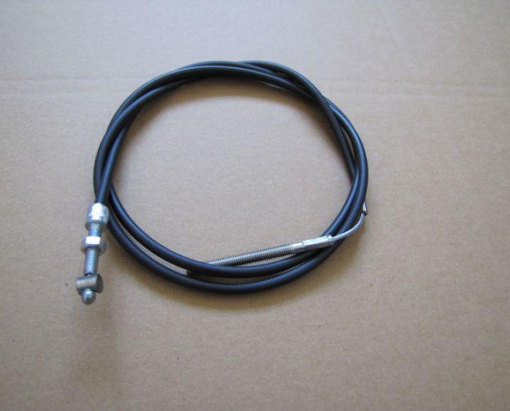 Bowden s lankom prednej brzdy s nastav. 119/131cm - Jawa Panelka+20cm
