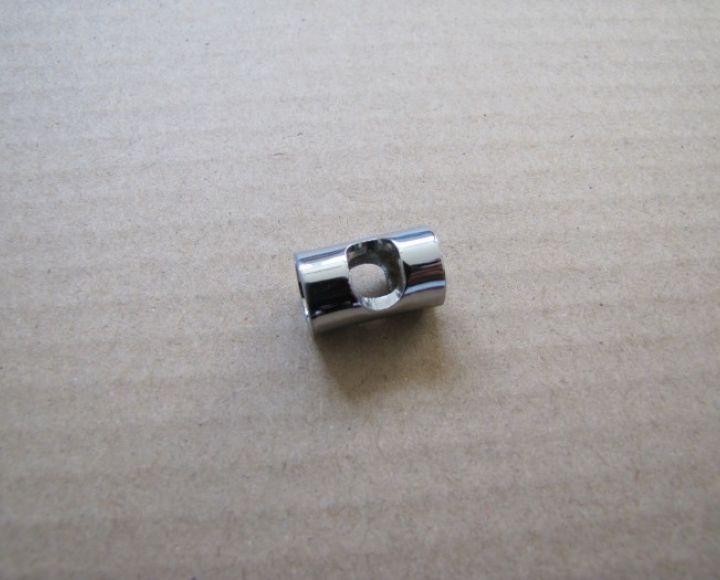 Prechodka na tiahlo-lanko brzdy 20x12 mm, chrom