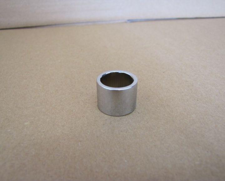 Rozperná trubka krytky pružiny štartovacej hriadele 16x21x16 cm, chróm - Jawa Villiers, Speciál