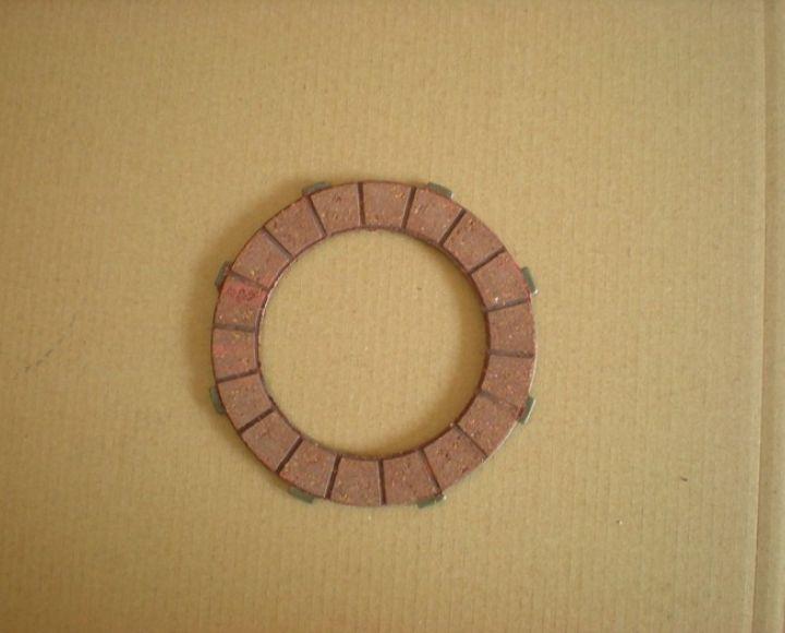 Lamela spojky, ferrodo, TW - Jawa,ČZ 125-250