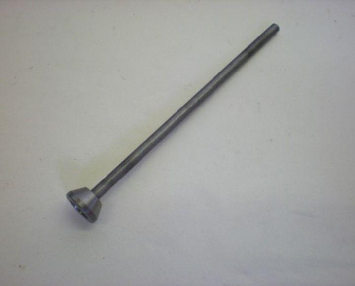 Vypínacia tyčka spojky s kalíškom 132mm - Jawa,ČZ