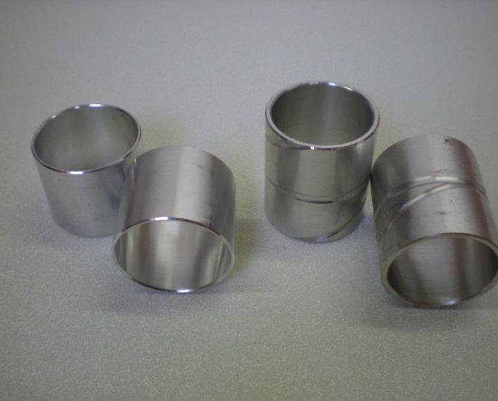 Púzdra pr.vidlice 4ks, hliník - ČZ 125-250
