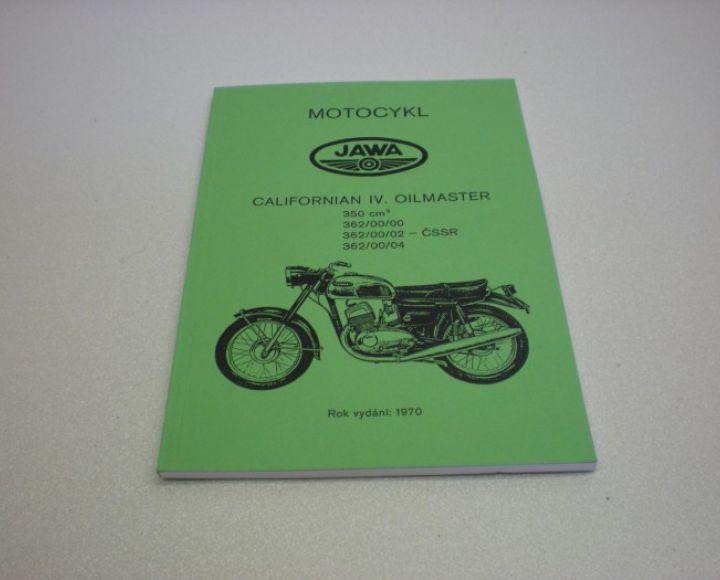 Katalog ND 72 str.- Jawa 362 Californian