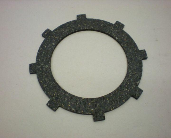 Lamela spojky, ferrodo 8 výstupkov - ČZ 125,150 B,T,C