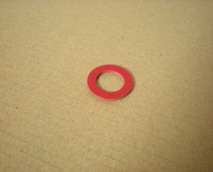 Fíbrová podložka 20x12x1,5mm