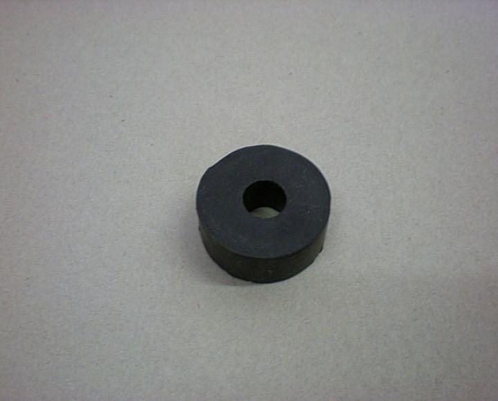 Doraz pumpy zadného tlmiča 8x26x10mm, guma - Jawa,ČZ od roku 1956