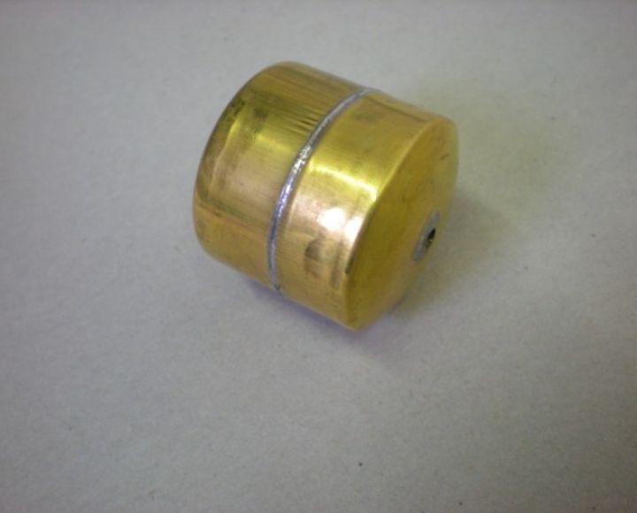 Plavák karburátora pre Jikov 2922,2924 - Jawa Pérák,OHC