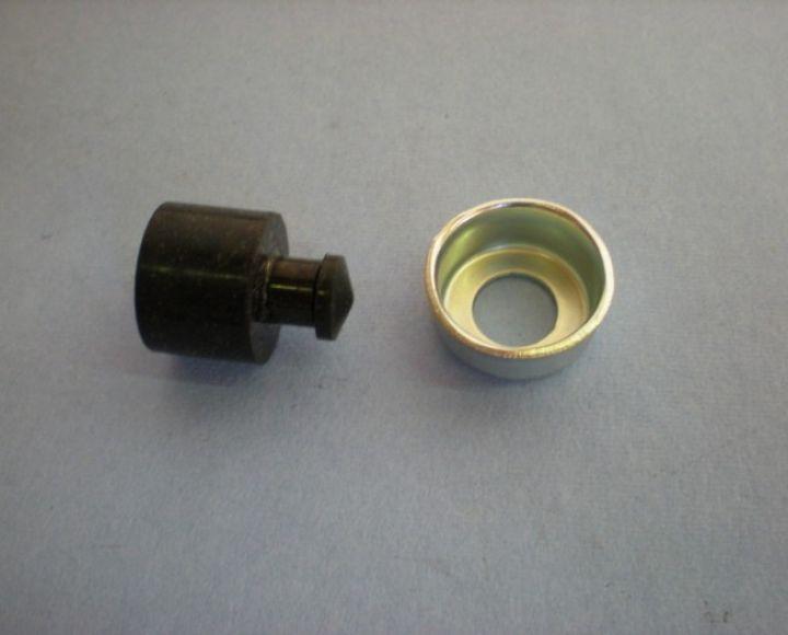 Púzdro+guma dorazu stojanu - Jawa 634-640