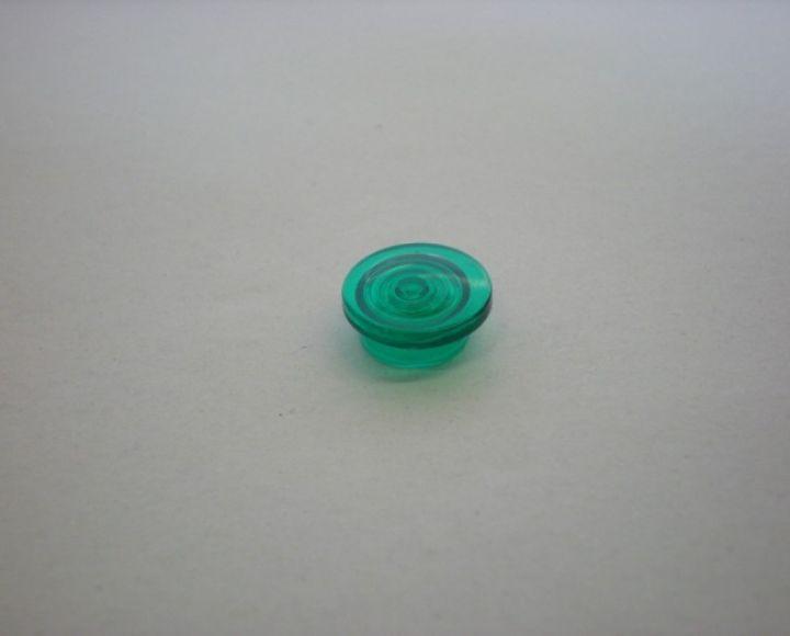 Sklíčko kontrolky zelené,originál - Jawa 634-640