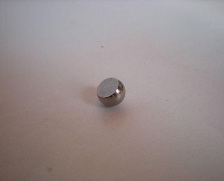 Gulička nastavovacej skrutky váhadla,brúsená - Jawa 500 OHC