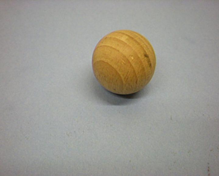 Gulička radenia drevená 30mm - Jawa,ČZ