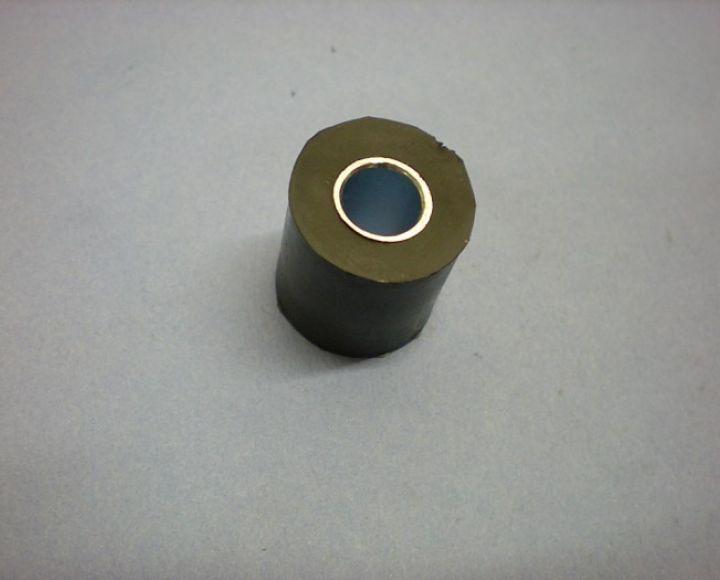Silentblok zad. tlmiča úplný 20x18,5x8,15mm, T - Jawa,ČZ od roku1954