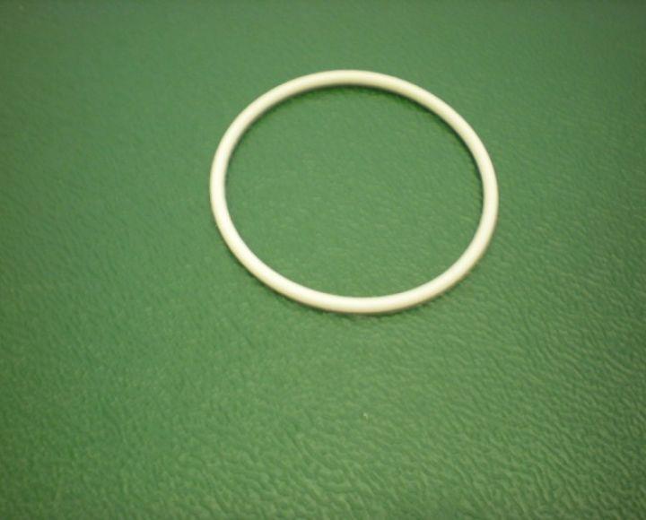 Gumový krúžok 40x2mm,biely - koleno-výfuk