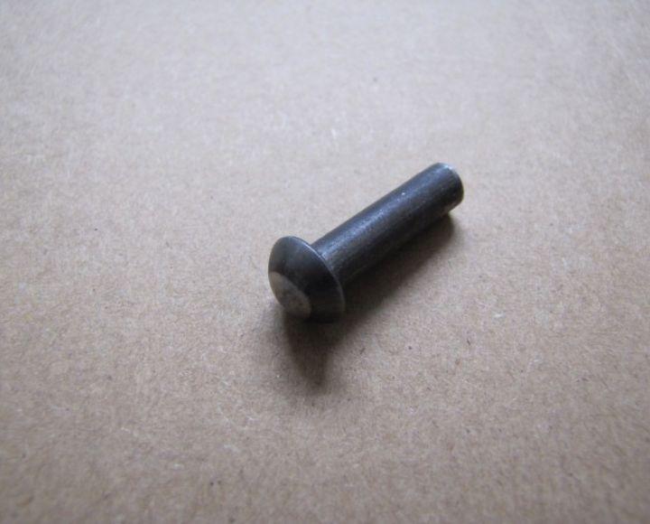 Nit, oceľový 6x22mm, polguľatá hlava