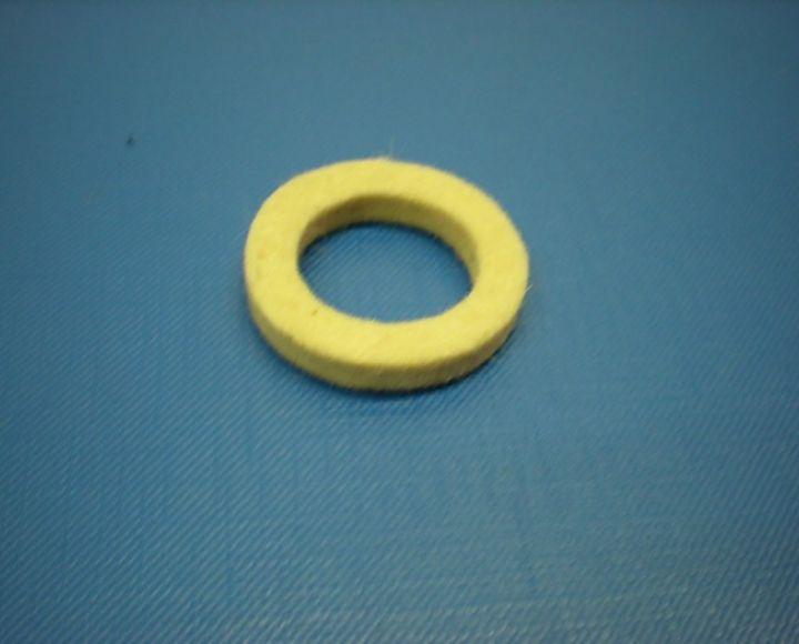 Tesniaci filc ložiska predného kolesa 32x20x5 - ČZ 125,150