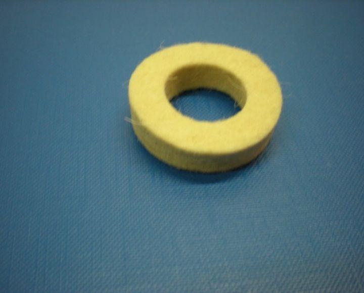 Tesniaci filc ložiska predného kolesa 30x20x9 - Jawa Pérák