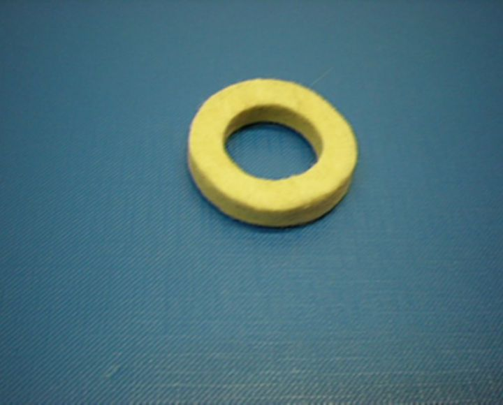 Tesniaci filc ložiska zadného kolesa 38x22x6 - Jawa Pérák
