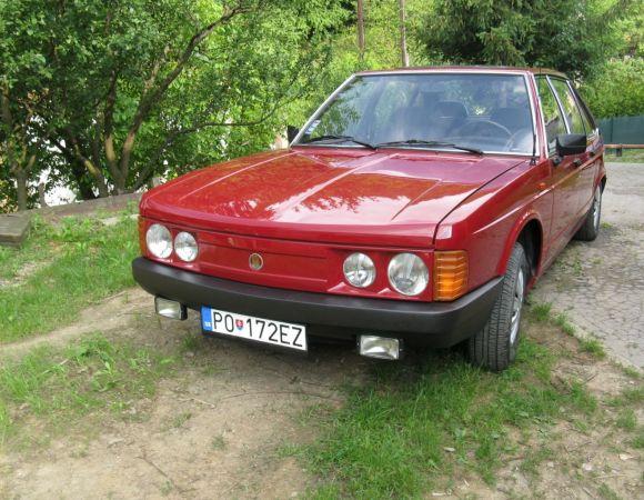 Tatra 613 po renovácii